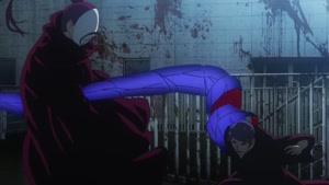 انیمیشن توکیو غول Tokyo Ghoul دوبله فارسی فصل ۲ قسمت یک