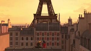 انیمیشن ماجراجویی در پاریس دوبله فارسی فصل 2 قسمت هشت