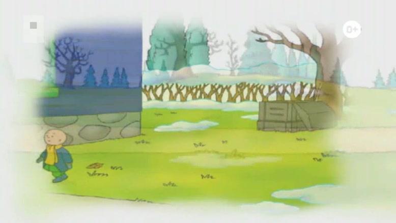 انیمیشن caillou قسمت شصت