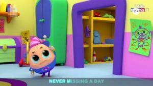 انیمیشن آموزش زبان انگلیسی Little Angel قسمت هفت