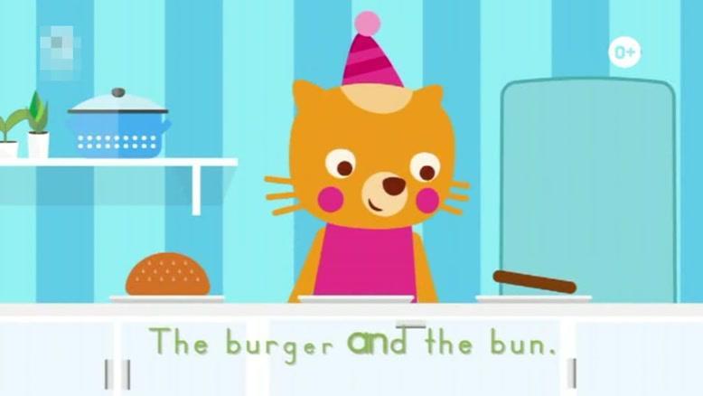 انیمیشن آموزش زبان انگلیسی Lingokids  قسمت سه