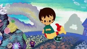 انیمیشن YO Gabba Gabba قسمت پنجاه و شش