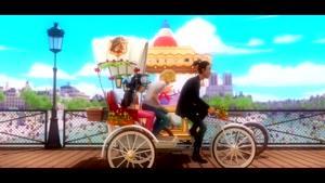 انیمیشن ماجراجویی در پاریس دوبله فارسی فصل 2 قسمت نه