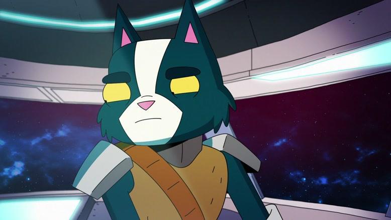 انیمیشن فضای نهایی  فصل ۱ قسمت سه