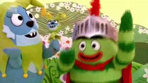 انیمیشن YO Gabba Gabba قسمت شصت و دو