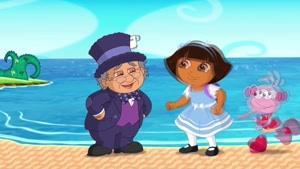 انیمیشن آموزش زبان انگلیسی دورا جستجوگر فصل 8 قسمت هشت