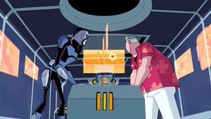 انیمیشن بن تن فصل 4 قسمت هشت