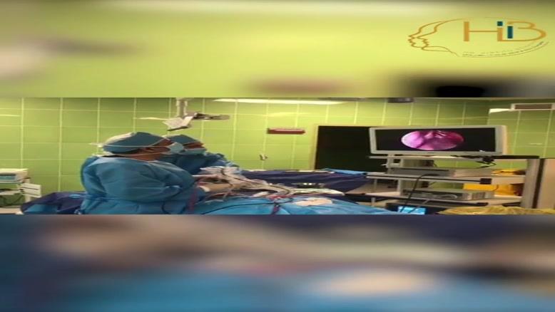 جراحی آندوسکوپی سینوس توسط دکتر هیربد بهنام