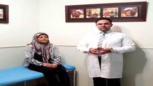 رضایت بیمار از   درمان دارویی منیسک و آرتروز زانو