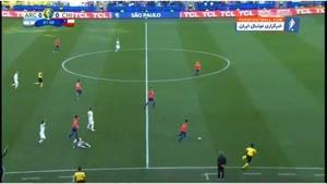 خلاصه بازی آرژانتین 2-1 شیلی رده بندی کوپا آمه ریکا 2019