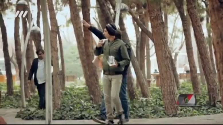 دوربین مخفی  ایرانی و خنده دار مواد فروش