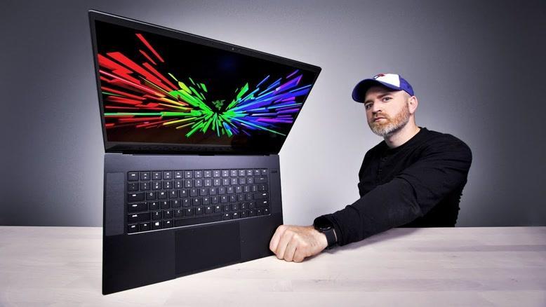 نهایت کیفیت نمایشگر OLED  در لپ تاپ