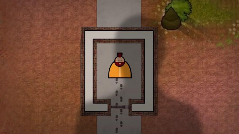 بازی جالب طراحی زندان Prison Architect