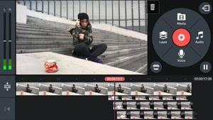 برنامه قدرتمند ویرایشگر ویدیو KineMaster Pro