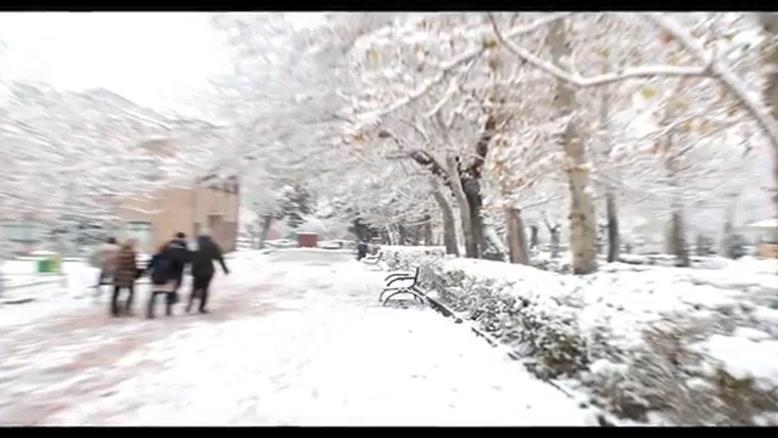 دکلمه رمانتیک برف نو سلام، احمد شاملو