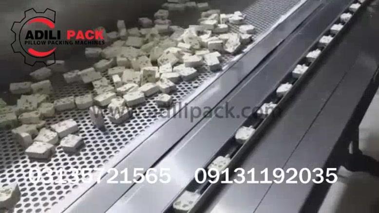 دستگاه بسته بندی گز،ماشین سازی عدیلی