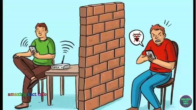 نماشا -  ۸ وسیله ای که باعث ضعیف شدن اینترنت مودم خانه میشود