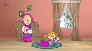 نماشا - مجموعه انیمیشن دردونه ها - مشکلات فرزند دوم (قسمت دوم)