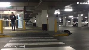 تماشا- دوربین مخفی خنده دار - قتل با باتون