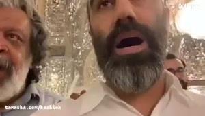تماشا- واکنش تند محسن تنابنده به ممنوع التصویری مهناز افشار