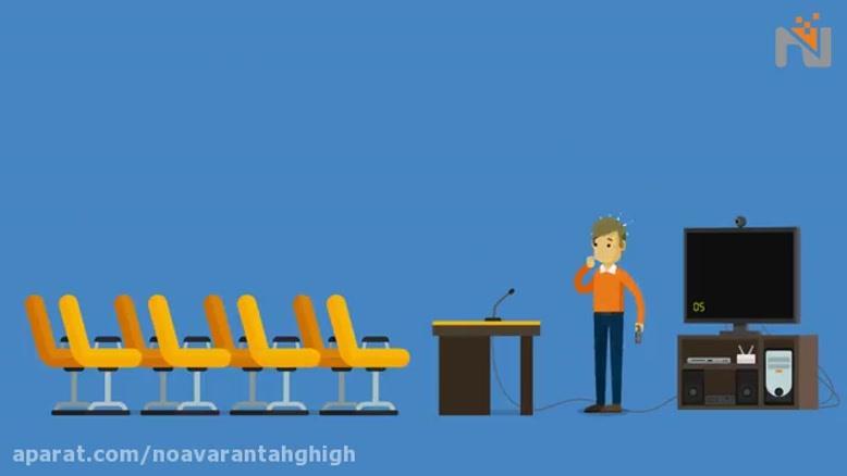 با وب کم حرفه ای دیگر نگران هزینه تجهیزات ویدئو کنفرانس نباشید