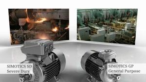 الکترو موتور های Simenes