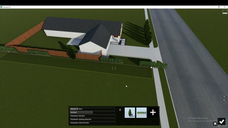آموزش ساخت انیمیشن معماری در لومیون قسمت شش