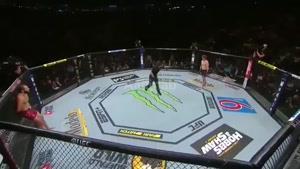 سریع ترین شکست در تاریخ UFC ۵ ثانیه است