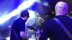 اجرای زنده ی آهنگ بازم رفت از امیر عباس گلاب