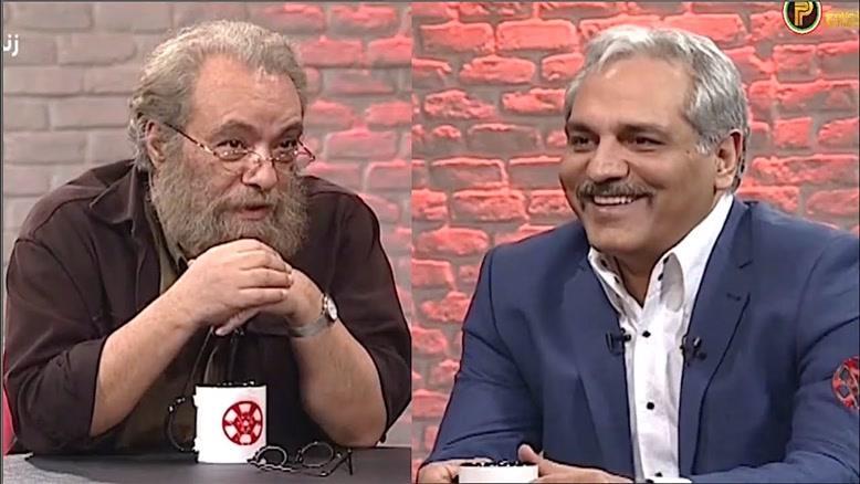مهران مدیری در مقابل مسعود فراستی در برنامه هفت قرار می گیرد
