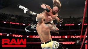 Ricochet vs AJ Styles - مسابقات قهرمانی ایالات متحده