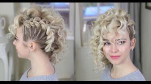 فیلم شینیون مو فر+ جدیدترین روش بافت مو با کش چهل گیش