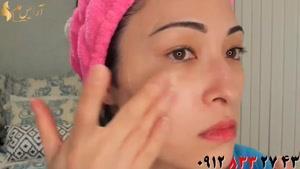 کلیپ پاکسازی پوست صورت با وازلین