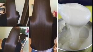 کلیپ ماسک مو برنج + درمان ریزش مو