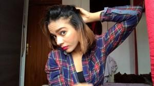 فیلم  آموزش فر کردن مو در خانه با کرم فر کننده مو