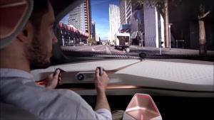 رونمایی از شاهکار بی ام دبلیو مدل BMW Vision Next 100