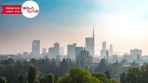 میلان ایتالیا - Milan Italy - تعیین وقت سفارت ایتالیا با ویزاسیر
