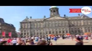 میدان سد هلند - Dam Square Netherlands - تعیین وقت سفارت هلند با ویزاس