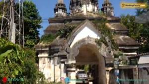 معبد سوان داک در تایلند مکانی زیبا و سرشار از مجسمه ها و نقاشی های شرق