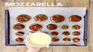 طرز تهیه پیتزای کدو وبادمجان