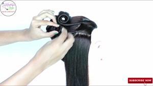 ۱۰ مدل شینیون جدید و شیک