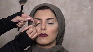 آموزش آرایش خاورمیانه ای -  Middle eastern makeup
