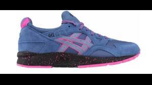 کفش مخصوص دویدن برند اسیکس asics gel lyte v running shoes