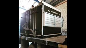 تولیدو طراحی و ساخت انواع هواساز و هواکش صعنتی و سیکلون ۰۹۱۲۱۸۶۵۶۷۱