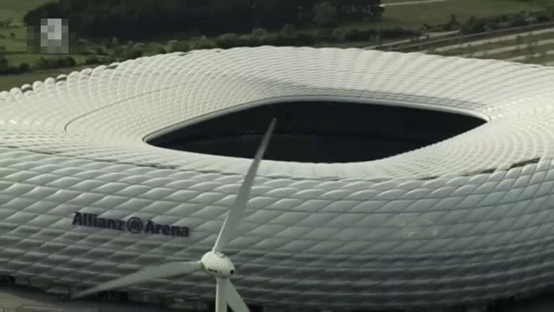 زمین از نگاهی دیگر - شهرهایی از آلمان