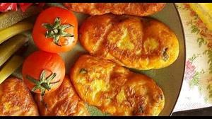 طرز تهیه کوکو سیب زمینی با پنیر