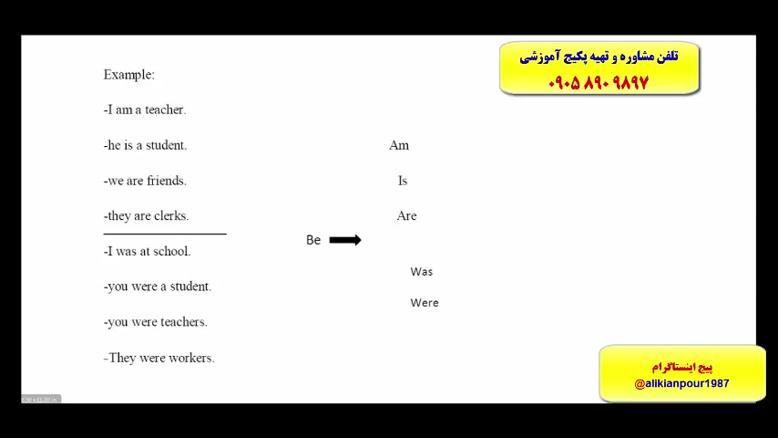 آموزش تضمینی آزمون های تافل و آیلتس با استاد 10 زبانه علی کیانپور