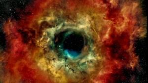 کیهان ادیسه فضا زمانی - فضا، عمیق تر و ساکن