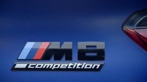 معرفی خودروی جدید BMW M8