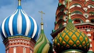مسکو  پیاده روی از میدان سرخ ، کرملین و رودخانه موسکووا
